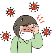 免疫力低下の原因と対策
